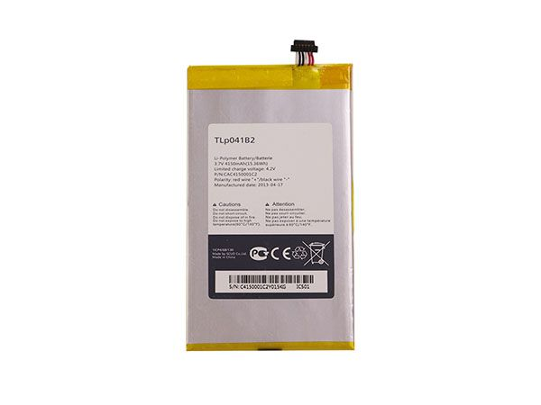 Batterie interne tablette TLP041B2