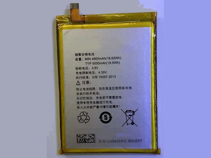 Batterie interne smartphone TLP049A1