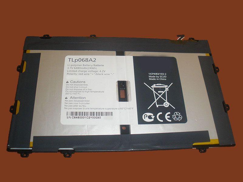 Batterie interne tablette TLP068A2
