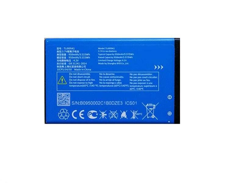 Batterie interne smartphone TLi009A1