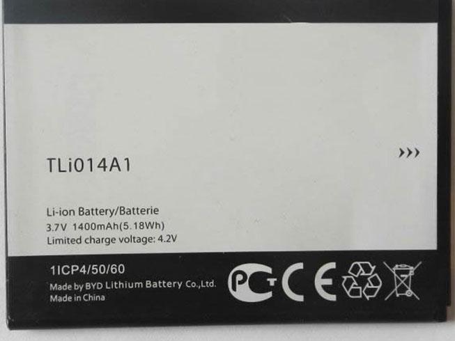 Batterie interne smartphone TLi014A1