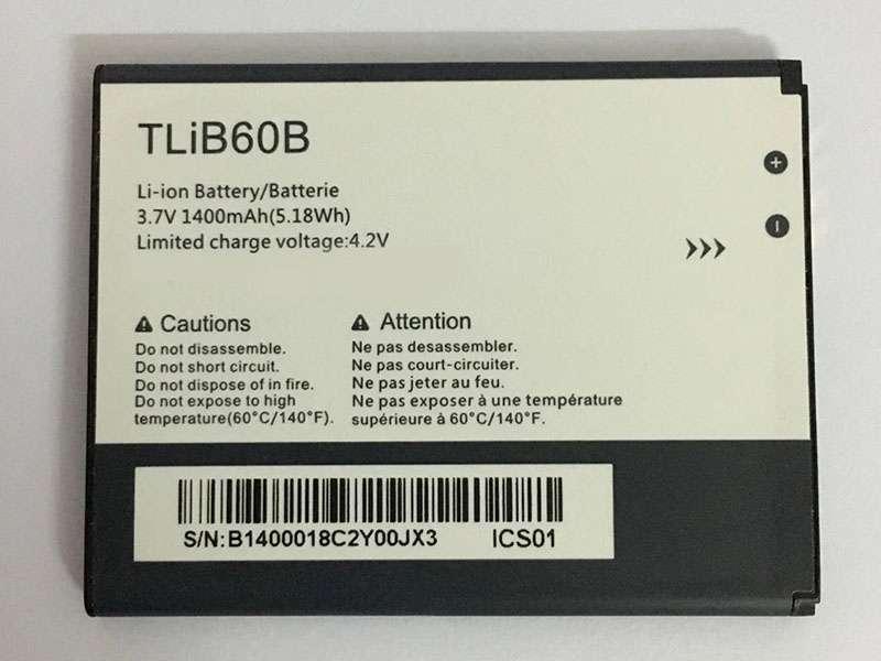 Batterie interne smartphone TLiB60B