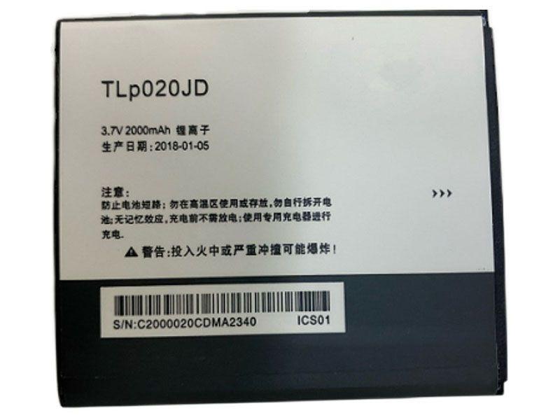 Batterie interne smartphone TLp020JD