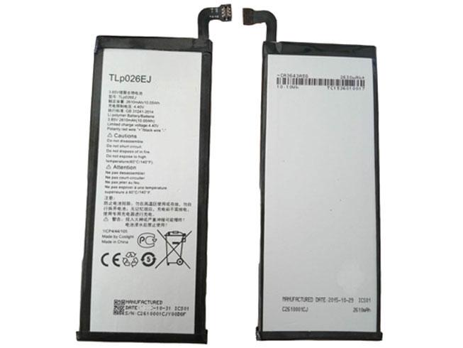 Batterie interne smartphone TLp026EJ