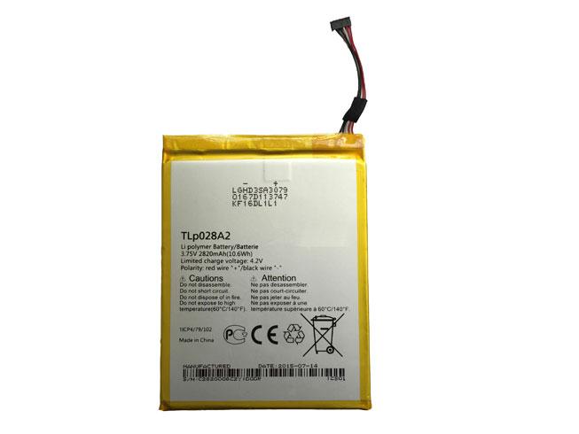 Batterie interne smartphone TLp028AD