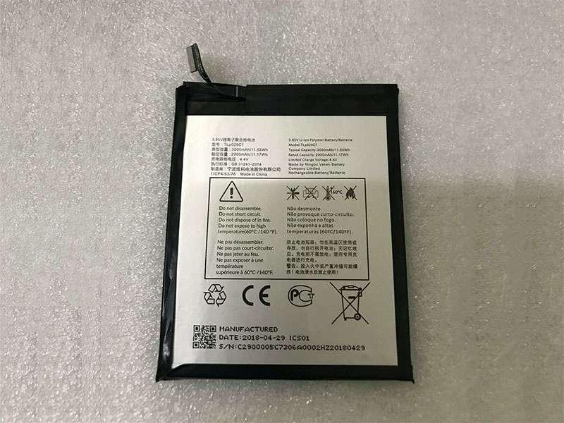 Batterie interne smartphone TLp029C7