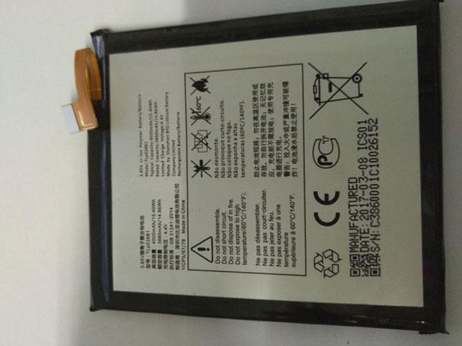 Batterie interne smartphone TLp038B1