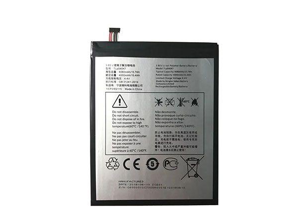 Batterie interne smartphone TLp040K7