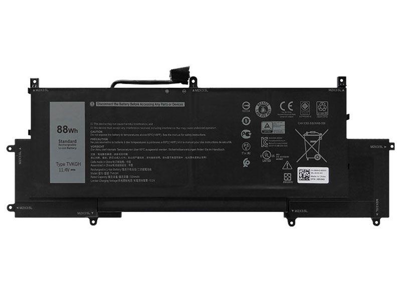 Batterie ordinateur portable TVKGH