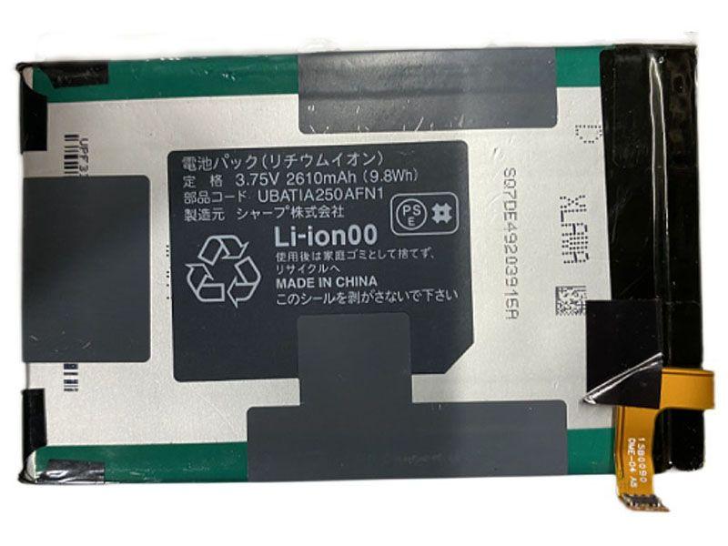 Batterie interne smartphone UBATIA250AFN1