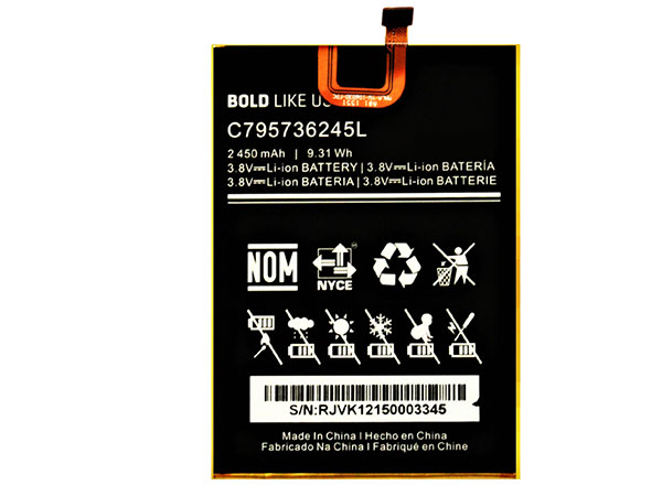 Batterie interne smartphone C795736245L