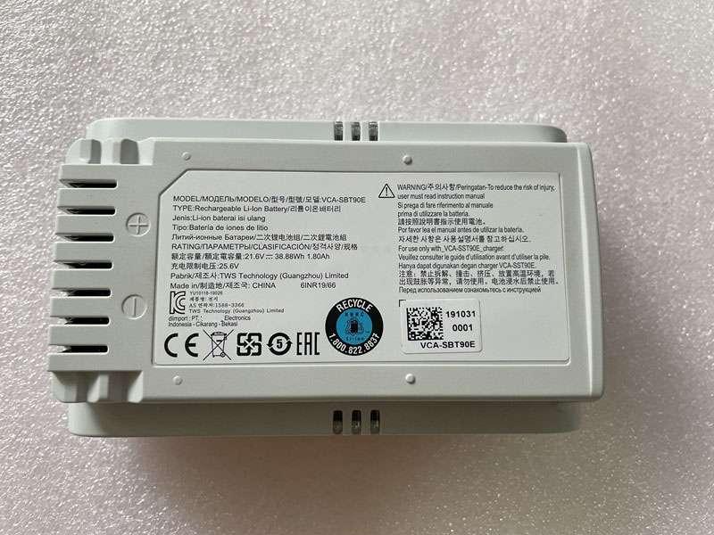 Batterie interne VCA-SBT90E