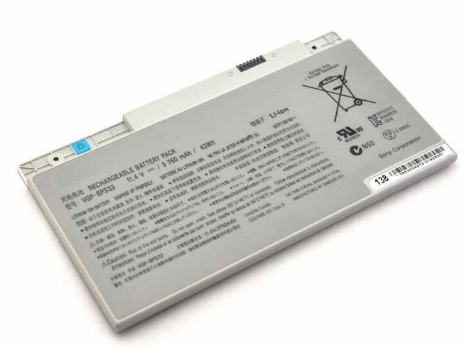 Batterie ordinateur portable VGP-BPS33
