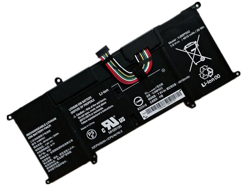 Batterie ordinateur portable VJ8BPS52