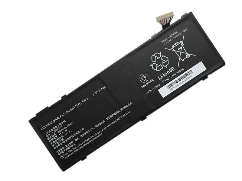 Batterie ordinateur portable VJ8BPS57