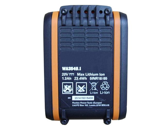 Batterie interne WA3549.1