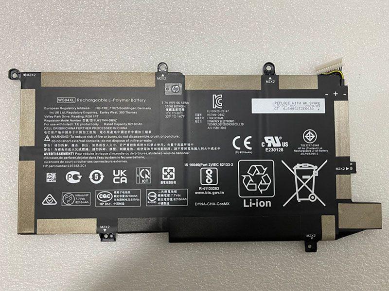 Batterie ordinateur portable WS04XL
