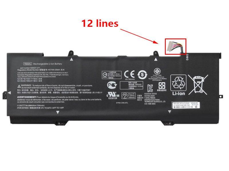 Batterie ordinateur portable YB06XL