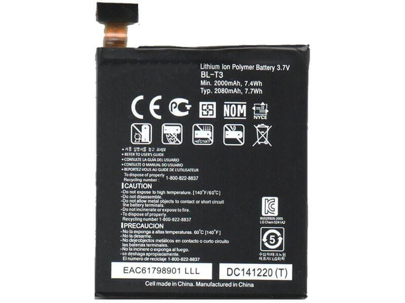Batterie interne smartphone BL-T3