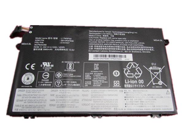 Batterie ordinateur portable L17M3P52
