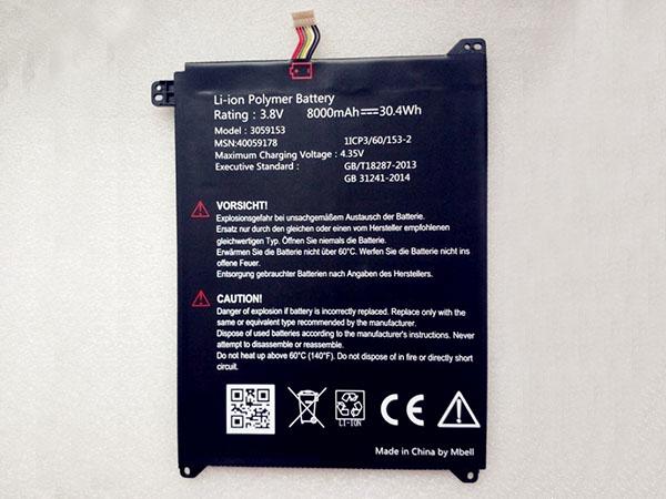 Batterie ordinateur portable 3059153
