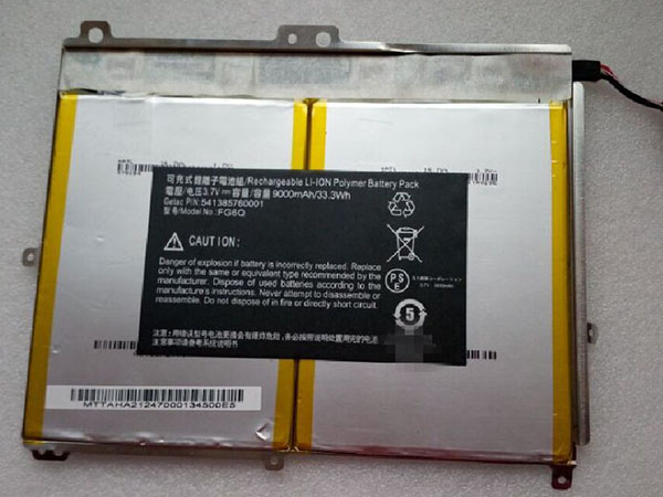 Batterie interne tablette FG6Q