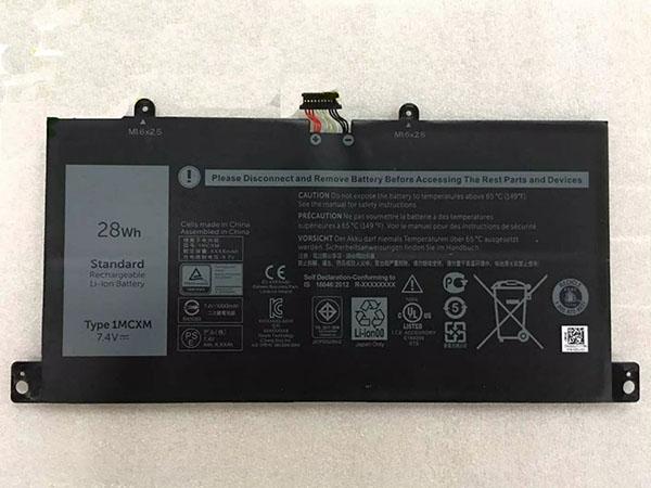 Batterie ordinateur portable 1MCXM
