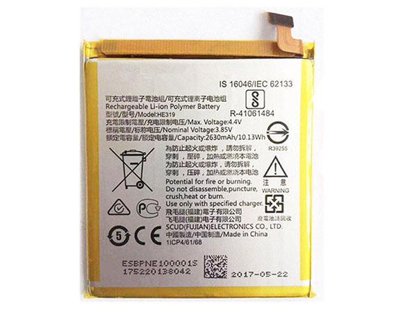 Batterie interne smartphone HE319