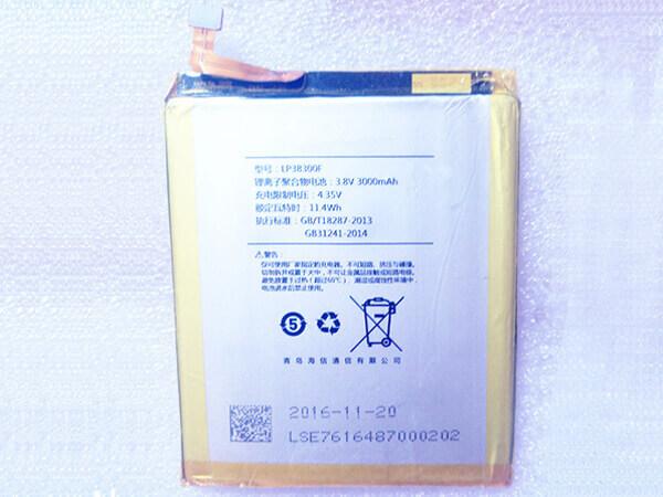 Batterie interne smartphone LP38300F