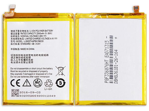 Batterie interne smartphone Li3925T44P8h786035