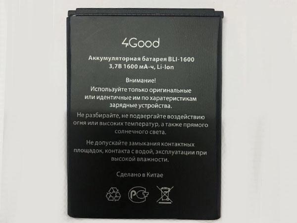 Batterie interne smartphone BLI-1600
