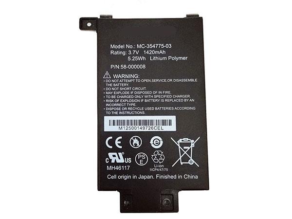 Batterie interne MC-354775-03