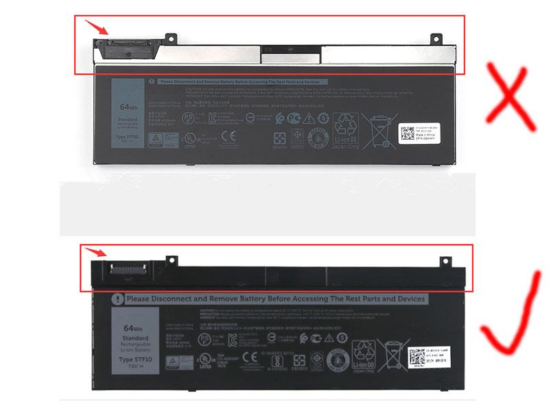 Batterie ordinateur portable 5TF10