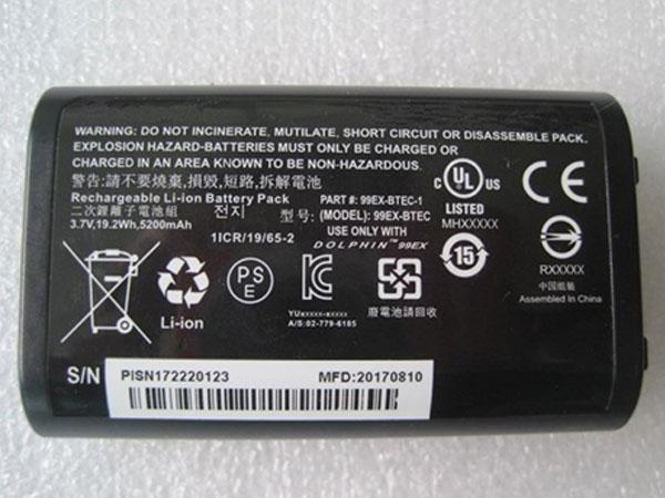 Batterie interne 99EX-BTEC