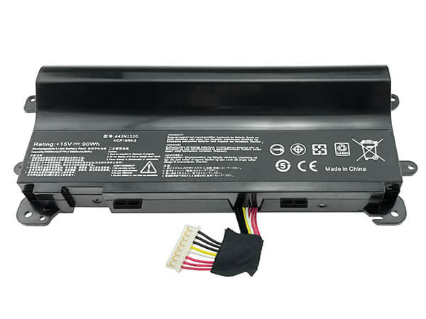 Batterie ordinateur portable 4ICR19/66-2