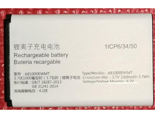 Batterie AB1000EWMT