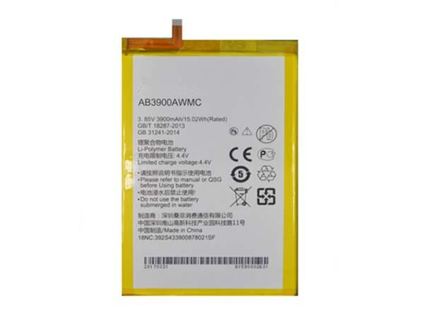 Batterie interne smartphone AB3000LWMT