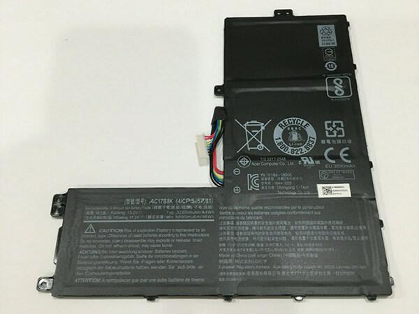 Batterie ordinateur portable AC17B8K