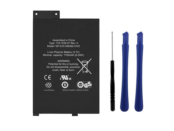 Batterie interne GP-S10-346392-0100