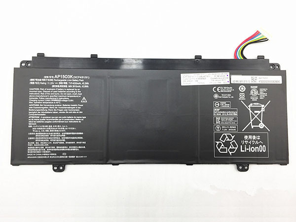 Batterie ordinateur portable AP1503K