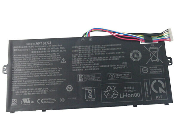 Batterie ordinateur portable AP16L5J