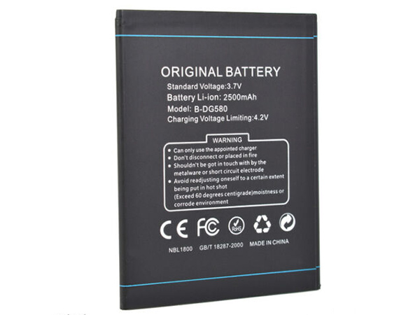 Batterie interne smartphone B-DG580