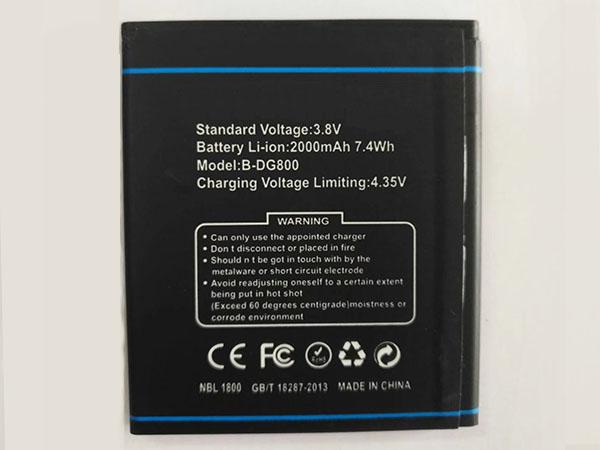 Batterie B-DG800
