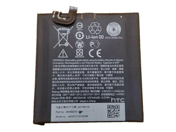 Batterie interne smartphone B2PZM100