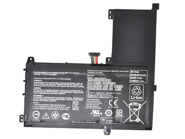 Batterie ordinateur portable B41N1514