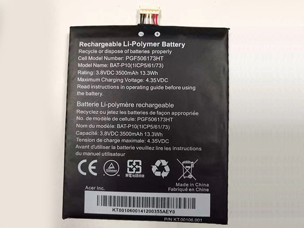 Batterie interne smartphone BAT-P10