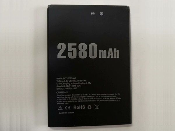 Batterie X20