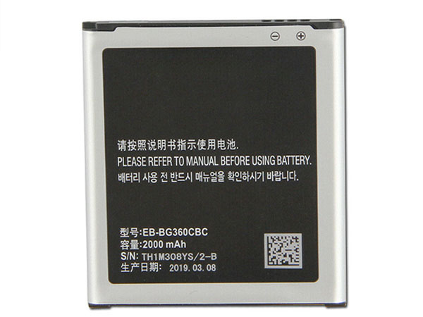 Batterie interne smartphone EB-BG360CBC