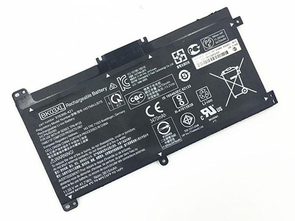 Batterie ordinateur portable BK03XL