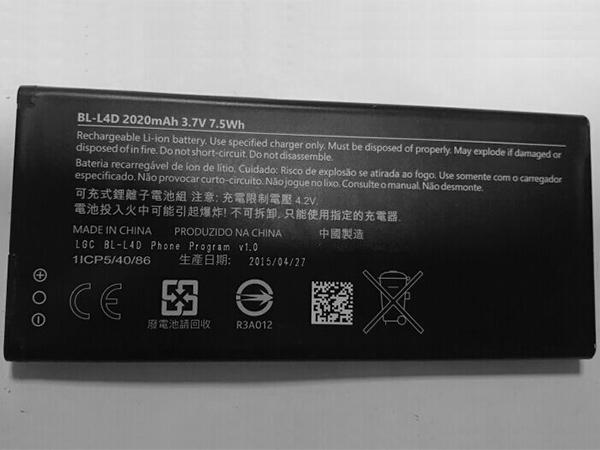 Batterie interne smartphone BL-L4D